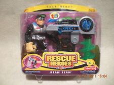 Rescue Heroes Beam Team Rock Miner  Factory Sealed!