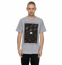 DC Shoes Herren T-Shirt AUTUMN CHARMS S (Grey Heather)