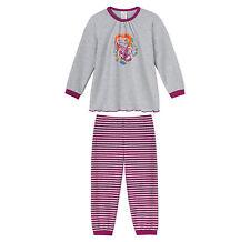 pyjama fille de Schiesser, motif Cheval 104 116 128 140 152 pyjama neuf