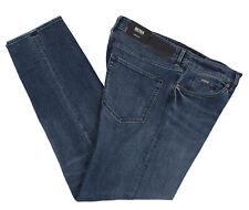 HUGO BOSS MAINE 3 MEN REGULAR FIT 50399935 425 BLUE STRETCH JEANS PANTS multisiz