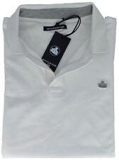 Polo Maglia T-Shirt uomo Maniche Corte Bianca armata Di Mare Polo T-Shirt Men Wh
