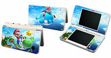Super Mario Galaxy 114 Vinyl Decal Skin Sticker for Nintendo DSi NDSi XL LL