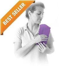 FLEECE HEAT PACK . Microwaveable. Natural Lavender & Wheat bag.