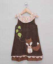 3f590b7d133f BN Powell Craft Girls Fox Beautiful Dress Spring Summer 1-2yrs, 2-3yrs