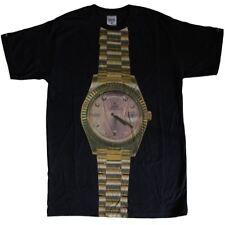 Crooks & Castles mi date Camiseta Negro
