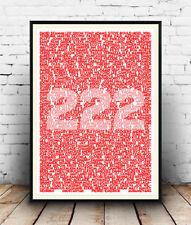 ARSENE WENGER 222 Arsenal joueurs utilisés par lui, Wall Art Poster Reproduction
