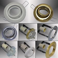 Einbauspot Einbaustrahler Einbaurahmen für GU10 GU5.3 LED Spot Rahmen