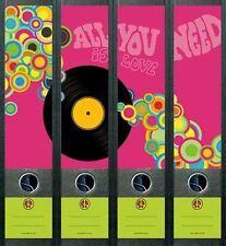 File Art 4 Design Ordner-Etiketten 68 1 Vinyl................................241