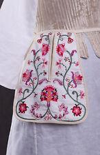 Pocket, Georgian pocket, Hanging pocket, Embroidery