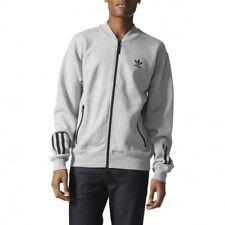 adidas Instinct Superstar Tracktop Originals Jacke Streetwear grau grey BK0521