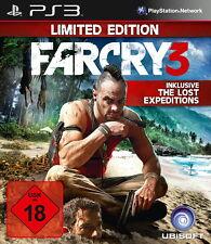 Far Cry 3 -- Limited Edition (Sony PlayStation 3, 2012)
