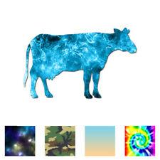 Milk Cow Dairy - Vinyl Decal Sticker - Multiple Patterns & Sizes - ebn2801