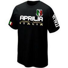 APRILIA ITALIA T-SHIRT - ITALY - Silkscreen