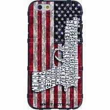 Magpul Field Case for the iPhone 6,6s,7,7+,8,8+.Digi Camo USA Flag 2nd Amendment