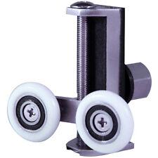 La porta doccia UNIWHEEL ® RUNNER | porta doccia scorrevole Roller (Coppia o Singolo)