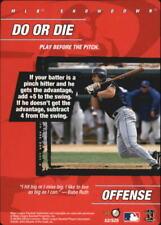 2002 MLB Showdown Trading Deadline Strategy Baseball Card Pick