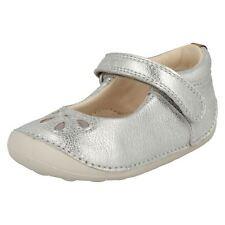 Clarks Girls Gorgeous Pre-Walker Shoes - Tiny Eden