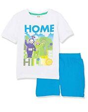Boys Teletubbies Short Shorty Pyjamas Pyjama Jake Summer Pj Age 3-6Y