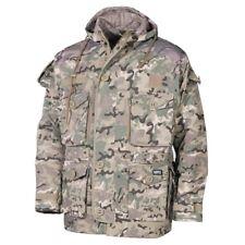 MFH Giacca Giubbotto uomo militare medio peso Commando Jacket  Smock 03482X