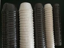 500pcs x Baking Cups Brown Choose Size Muffin Regular Cupcake Mini Chocolate
