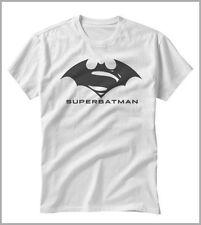 T-SHIRT UOMO  DONNA BATMAN VS SUPERMAN  GEN0527A
