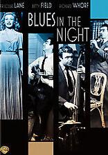 NEW DVD // Blues in the Night - Edwin Gilbert, Priscilla Lane