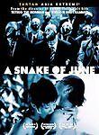 A Snake Of June (DVD, 2005) Tartan Asia Extreme