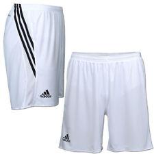 ADIDAS ClimaCool Team Short [L-XL-XXL] Fitness Sportshort weiß-schwarz NEU