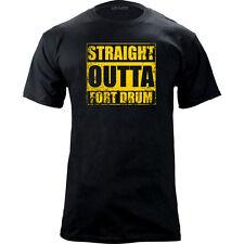 Original Straight Outta Fort Drum T-Shirt