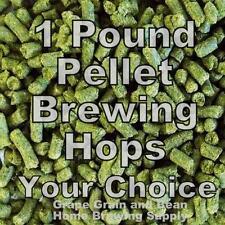 1lb. Pellet Hops, Brewing Hops, Pellet Hops, Hops, Your Choice!!!