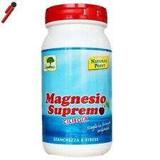 Natural Point, Magnesio Supremo aromatizzato, 150g. Magnesio