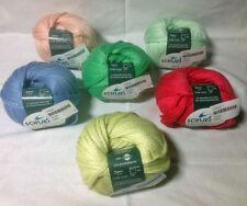 Schulana Coala Super Bulky Cotton Blend Yarn Fabulous Drape Loom Knit Crochet