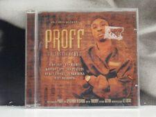 PROFF - LA FACE CACHEE CD COME NUOVO LIKE NEW