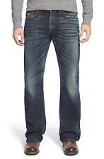 True Religion Men's Billy w/ Flap Jeans Rugged Road M858NTW8