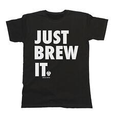 Juste brew il bière ale bière t-shirt homme femme unisexe coupe drôle noël