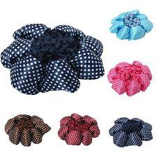 Dutt Netz Haarnetz Haar Frisurenhilfe Stoff Knotennetz 6 Farben zur Wahl