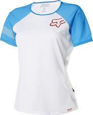 Fox Racing Womens Ripley s/s Jersey Blue