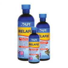 API AQUARIUM MELAFIX NATRUAL BACTERIA FISH TREATMENT ULCER FUNGUS FIN ROT SICK