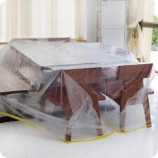 Large Protective Decorating Paint Dust Sheets Carpet Furniture Floor Cover Q