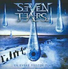 Seven Tears - In Every Frozen Tear (2007)  CD  NEW/SEALED  SPEEDYPOST