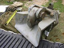 Pintel Hitch, HEAVY DUTY Dump Truck Heavy Equipment