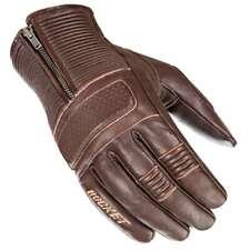 Joe Rocket Cafe Racer Motorcycle Gloves Brown Mens All Sizes