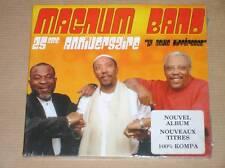 CD MAGNUM BAND / LA SEULE DIFFERENCE / 25EME ANNIVERSAIRE / NEUF SOUS CELLO