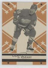 2011-12 O-Pee-Chee Retro #12 Dan Cleary Detroit Red Wings Hockey Card