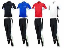 airtracks FUNCIONES laufset: Pantalones Running Largo Apretado + Camiseta