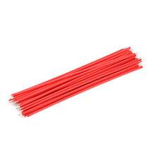 Estañado Breadboard Jumper Cable de Alambre Cable de PVC 200 mm 24AWG para Arduino