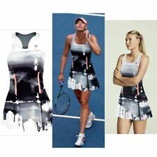 Nwt Nike RARE New PRETTY Sharapova Womens Tennis Dress M Medium Skirt Outfit