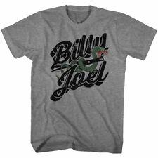 Billy Joel Snake & Dagger Adult T Shirt Soft Rock Music