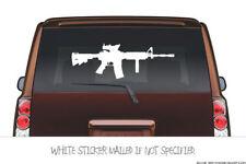 (Lifesize) M4A1 SOPMOD Sticker Die Cut Decal M4 M16