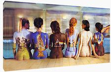 Quadro moderno Arredamento Pink Floyd Arredo Casa Arte Stampa su Tela Design